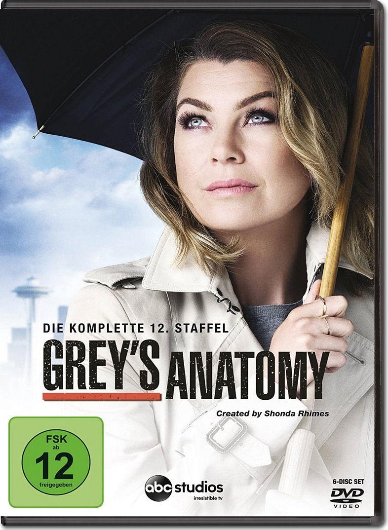 grays anatomy staffel 12