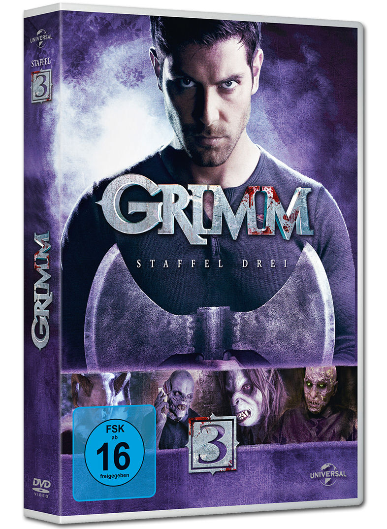 Grimm Staffel 3