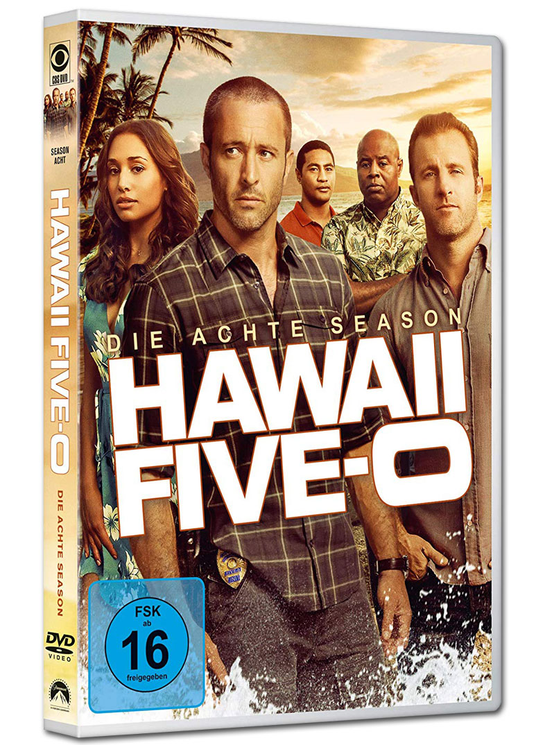 Hawaii Five 0 Staffel 8