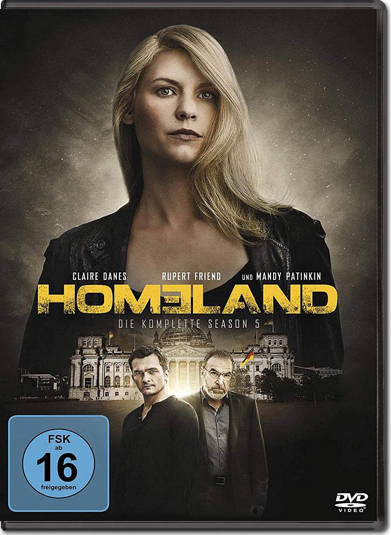 Serienjunkies Homeland Staffel 5