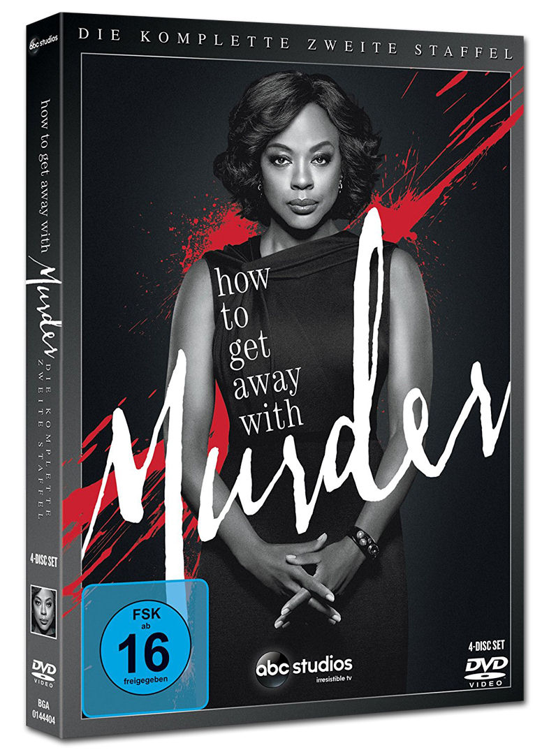 How To Get Away With A Murderer Staffel 3 Dvd