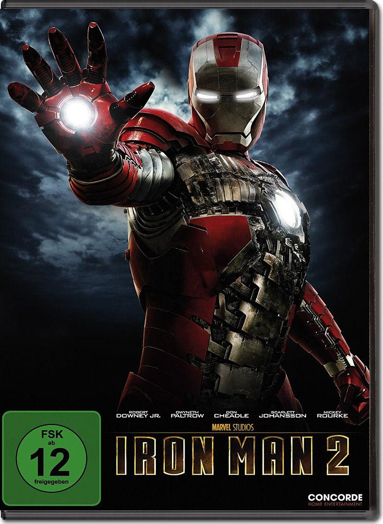 Iron Man 2: Iron Man 2 [DVD Filme] • World Of Games