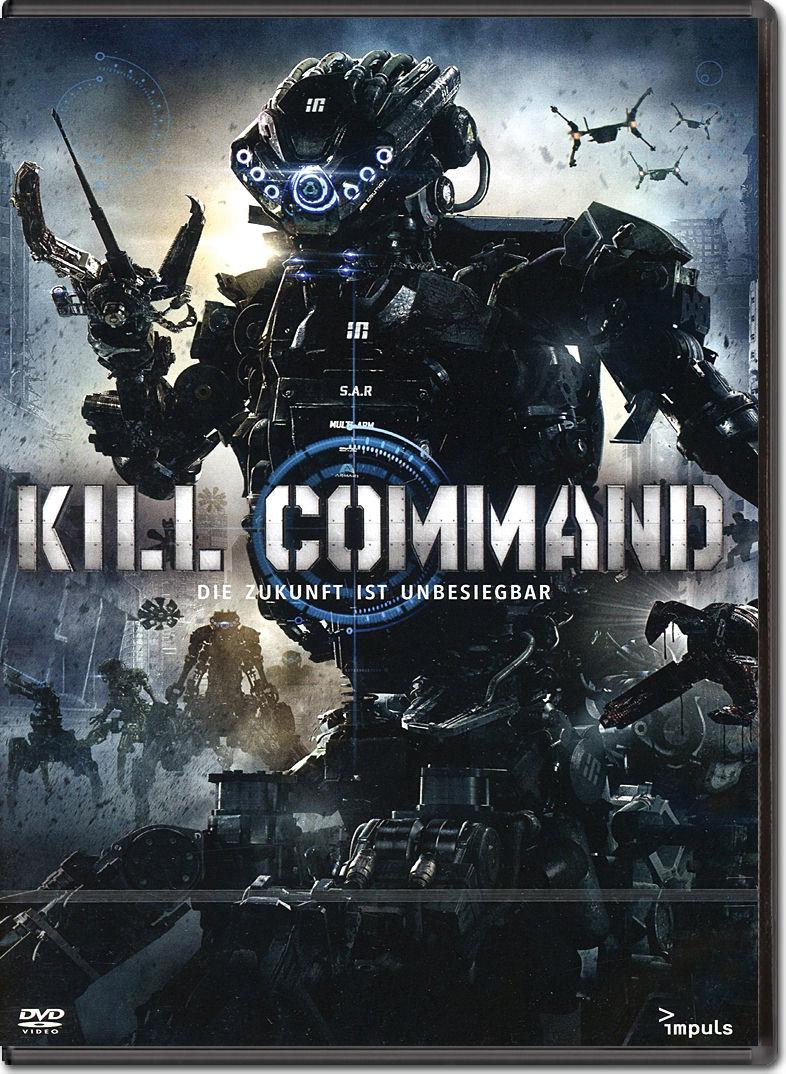 Kill Command Die Zukunft Ist Unbesiegbar