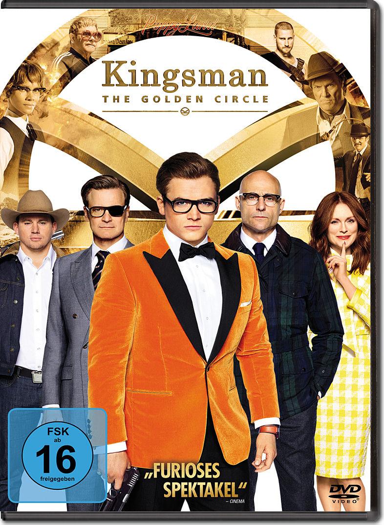 Kingsman The Golden Circle Stream Kinox