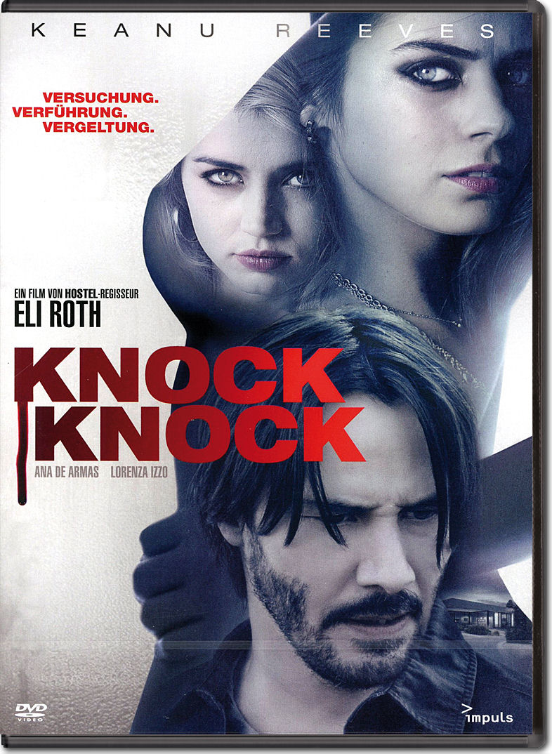 Ana de armas lorenza izzo in knock knock - 1 part 8