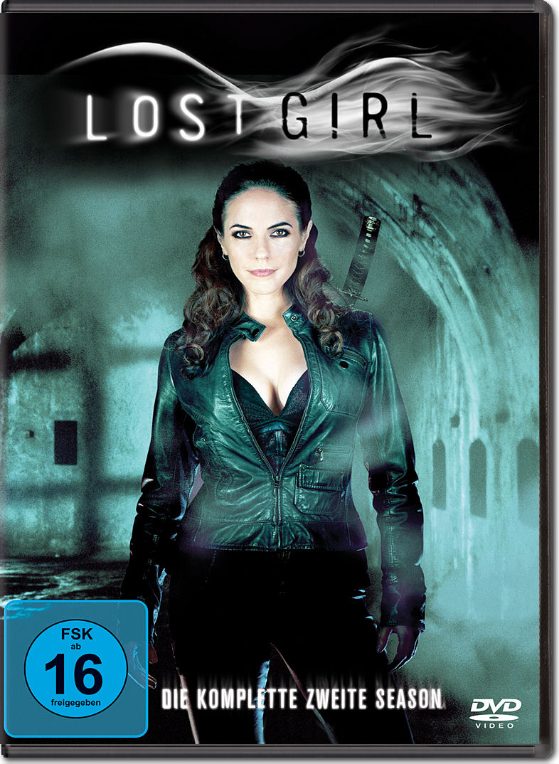 lost girl staffel 2 box 5 dvds dvd filme � world of games