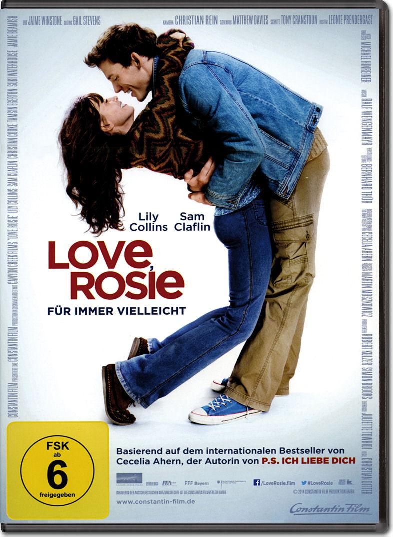 Love Rosie - Für Immer Vielleicht