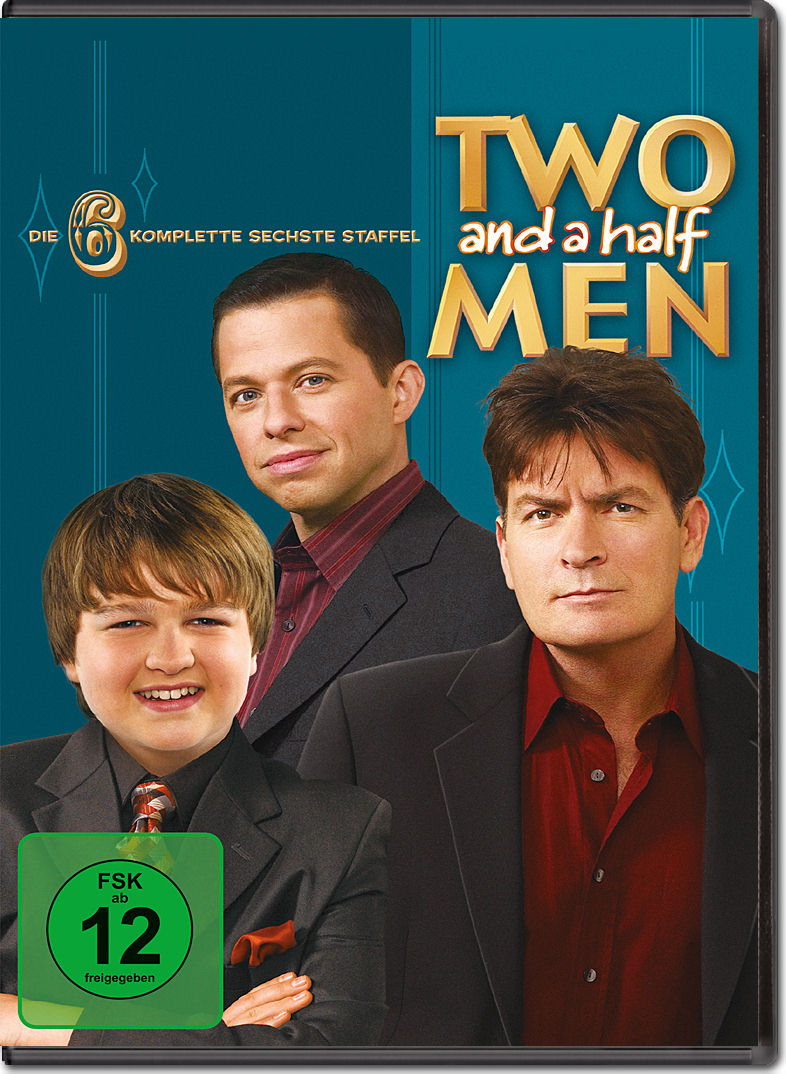 Two And A Half Men: Staffel 06 [DVD Filme] • World Of Games