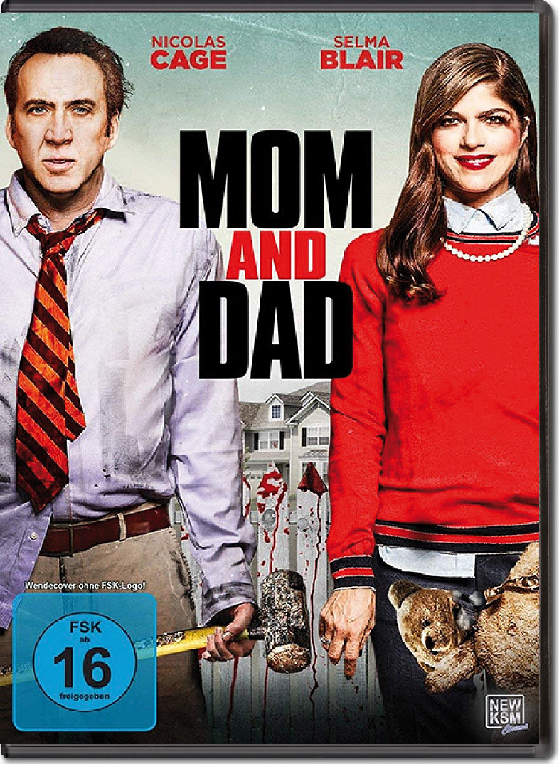 Mom And Dad [DVD Filme] • World Of Games
