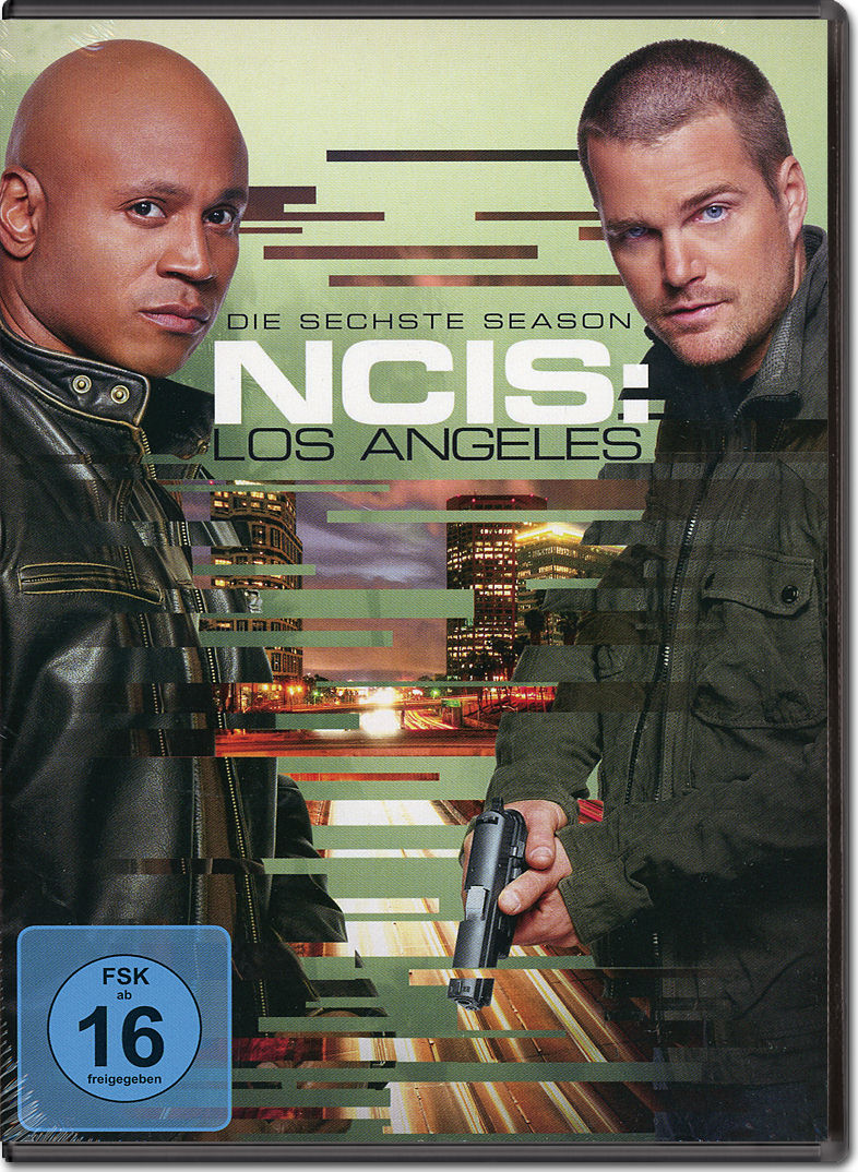 Ncis La Staffel 6