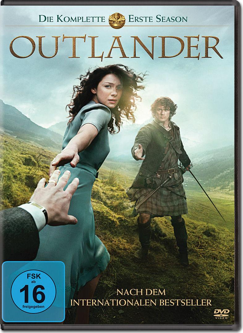 Outlander Staffel 1 Dvd
