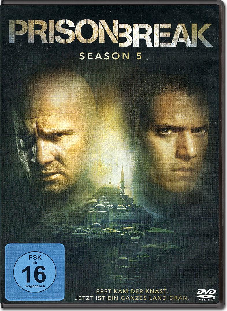 Staffel 5 Prison Break