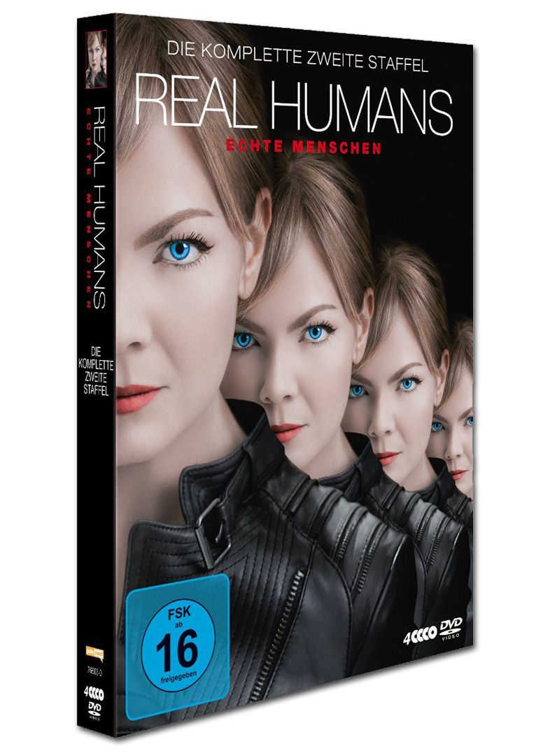 Humans Staffel 4