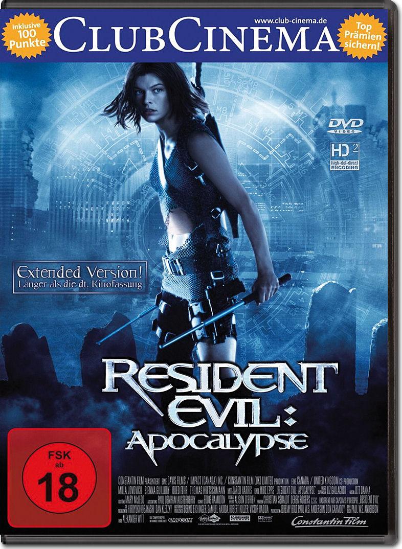 resident evil 2  apocalypse  dvd filme   u2022 world of games