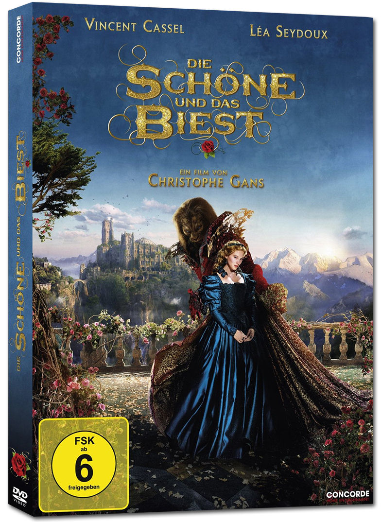 die sch ne und das biest 2014 dvd filme world of games. Black Bedroom Furniture Sets. Home Design Ideas