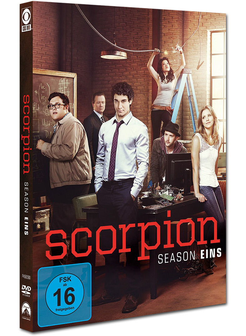 scorpion staffel 1