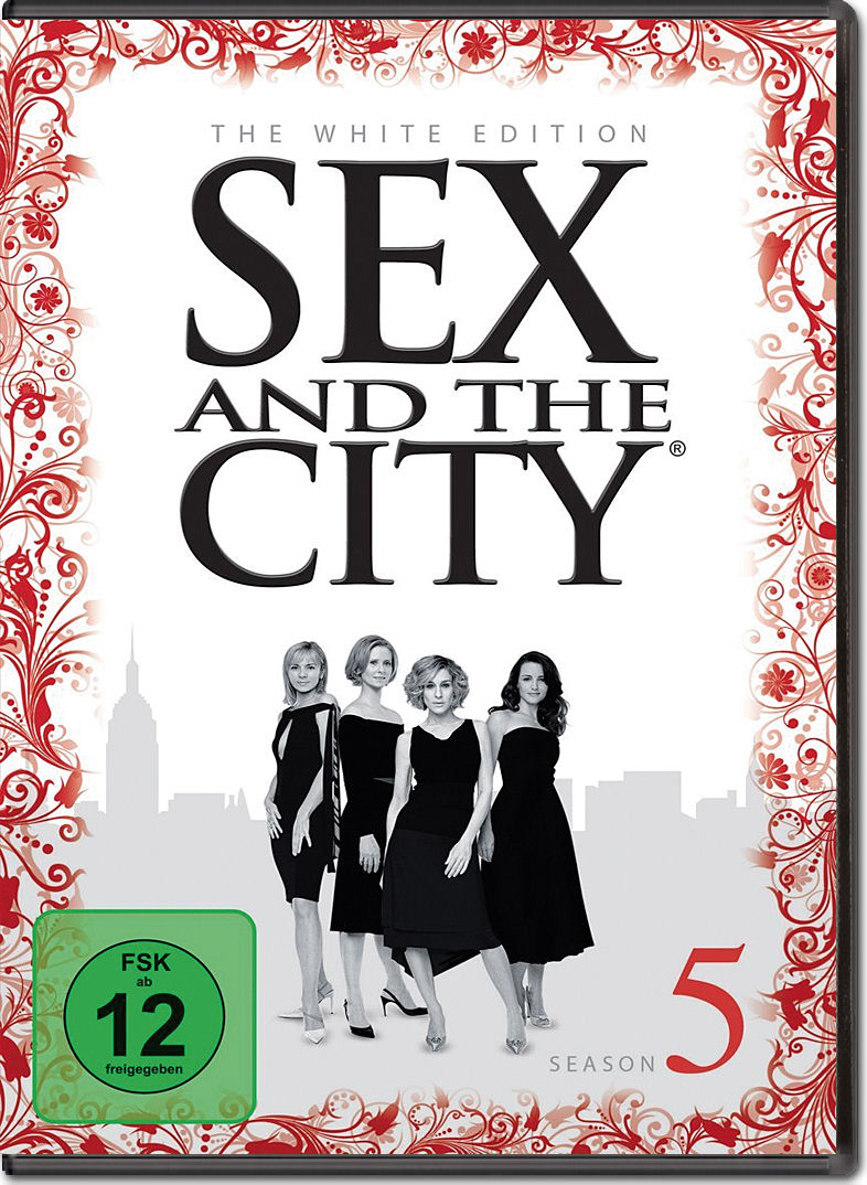 Sex In The City Dvd'S 58