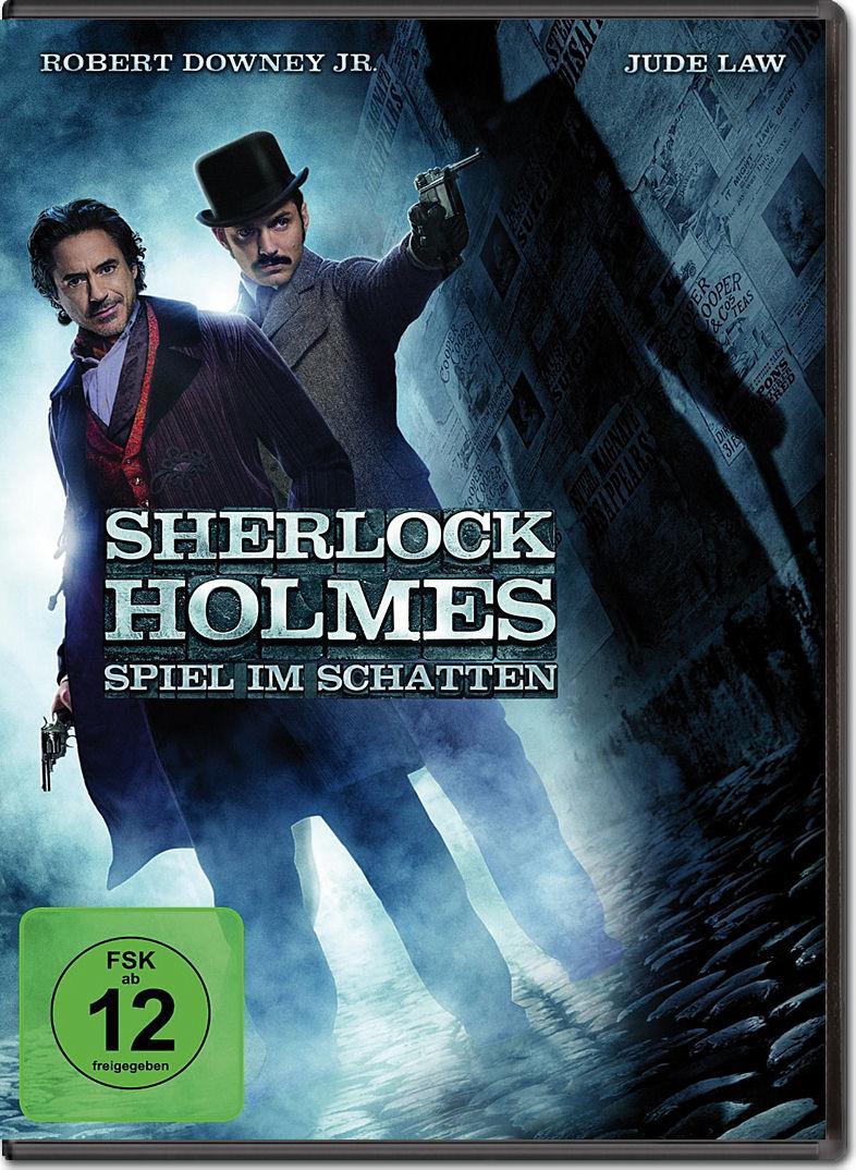 Sherlock Holmes: Spiel Im Schatten Besetzung