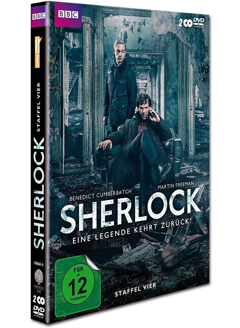 Sherlock 2. Staffel
