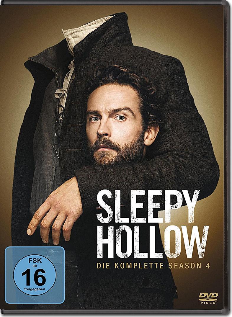 sleepy hollow staffel 4