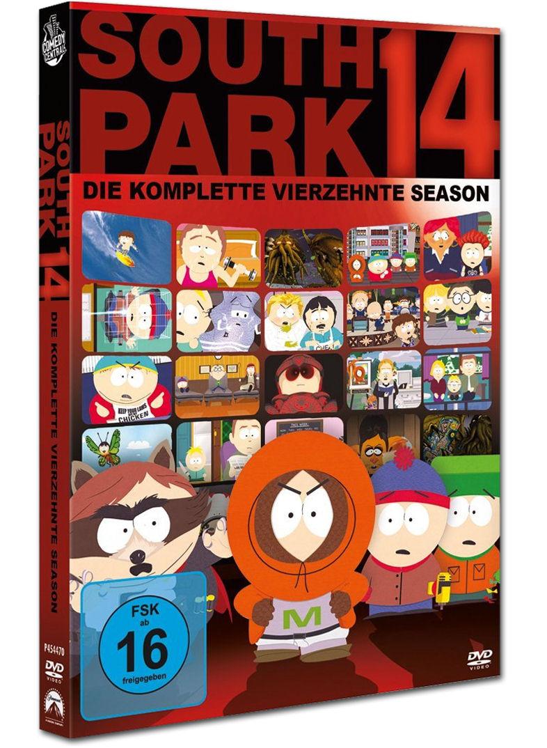 South Park Staffel 14
