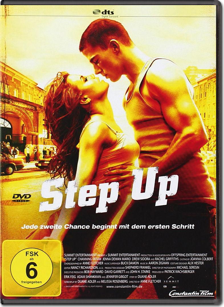 Step Up [DVD Filme] • World of Games