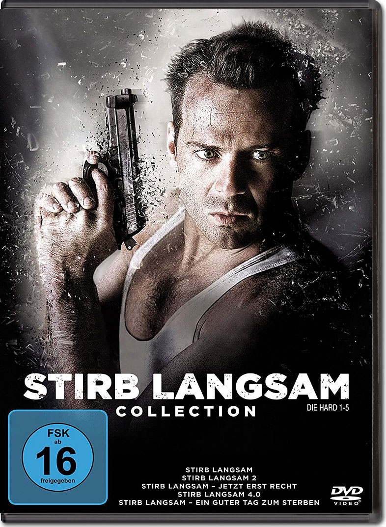 Stirb Langsam Collection