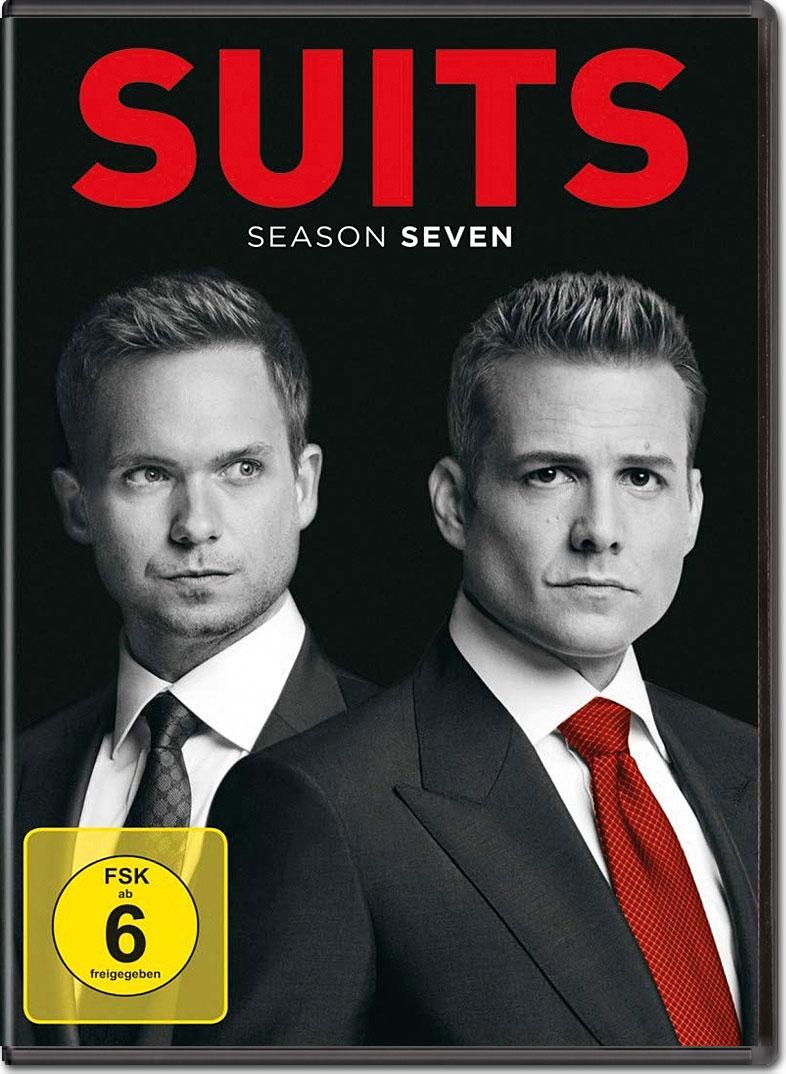 Suits Staffel 4 Deutsch