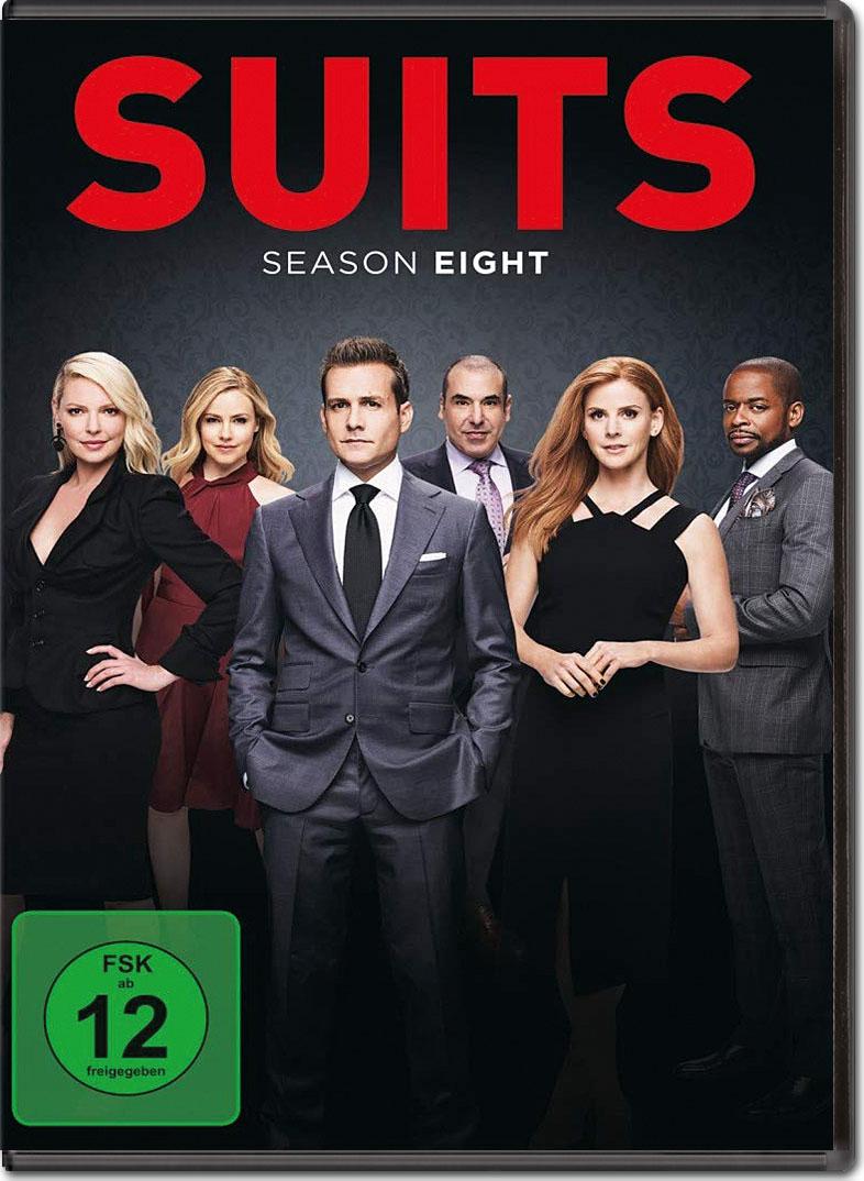 Suits Staffel 5 Dvd Deutsch