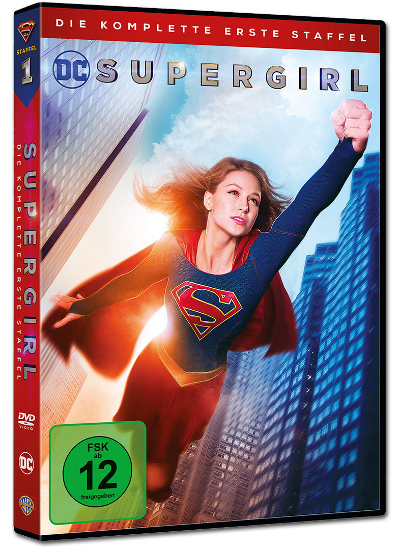 Supergirl Staffel 1 Deutsch