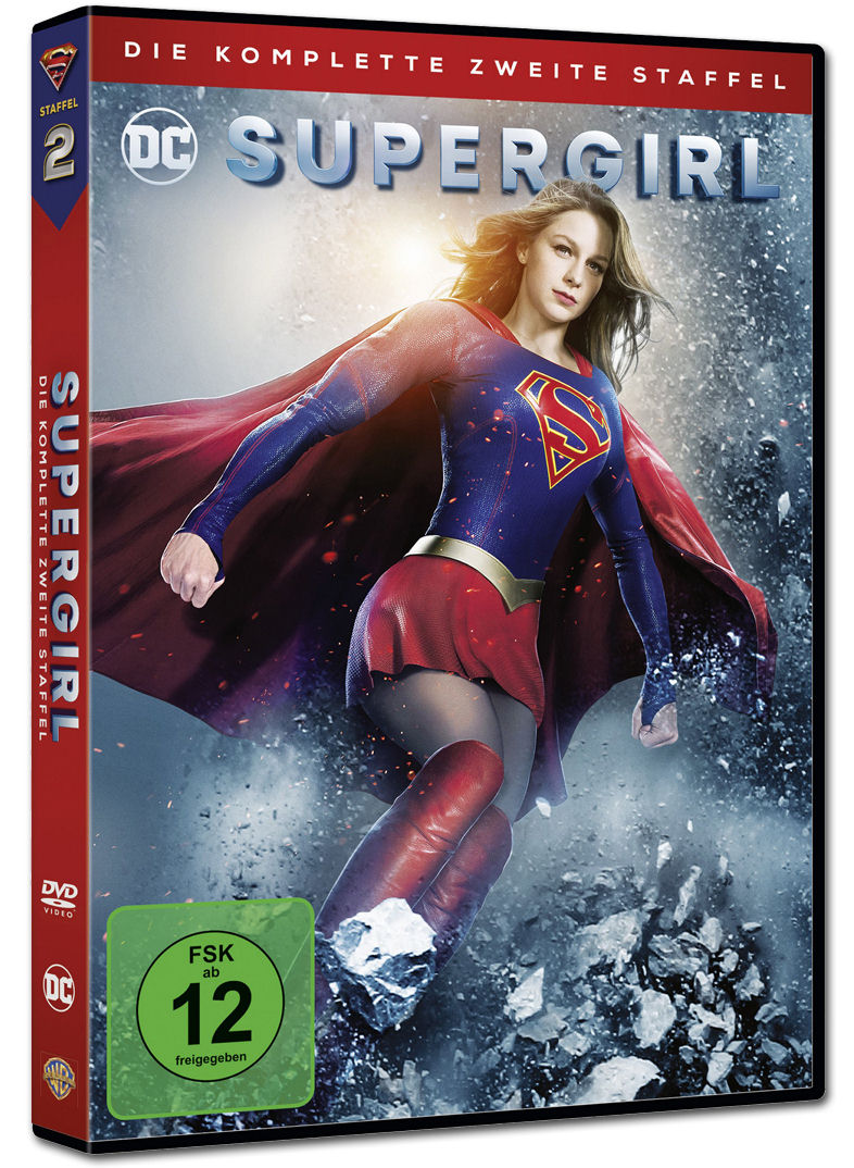 Supergirl 2 Staffel