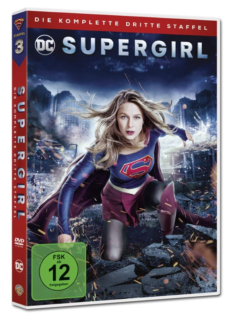 supergirl staffel 2 dvd