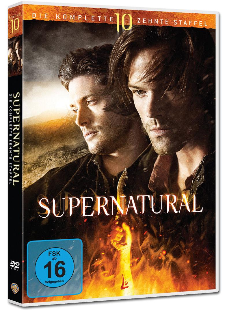 Supernatural Staffel 10 Deutsch Release