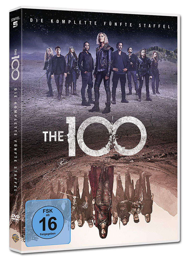 the 100 staffel 5 3 dvds dvd filme world of games. Black Bedroom Furniture Sets. Home Design Ideas