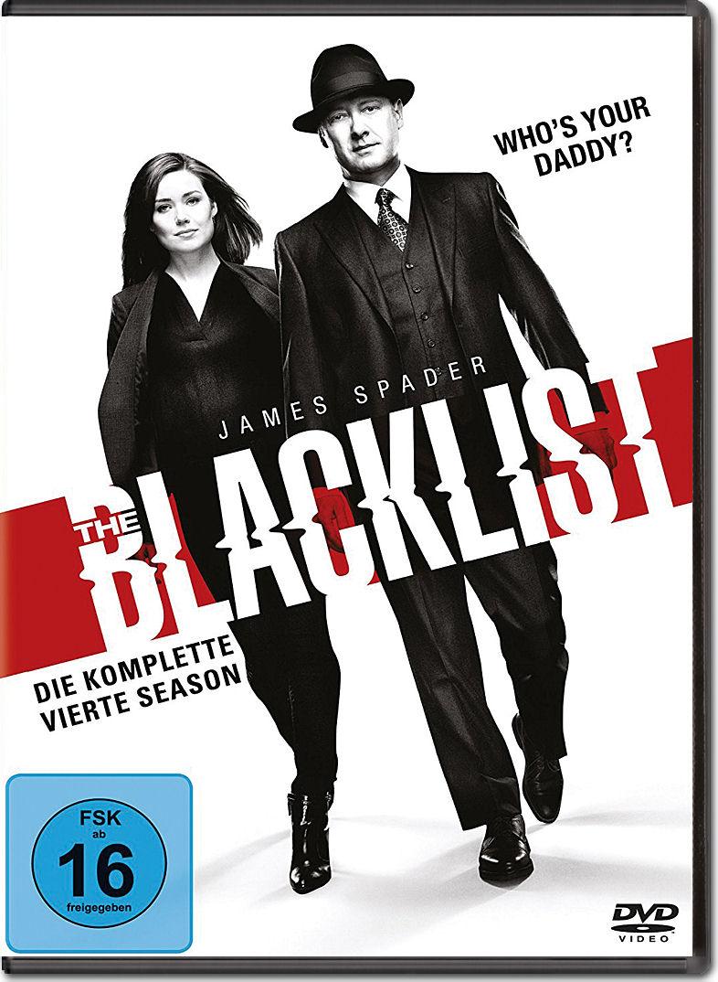 The Blacklist Staffel 4