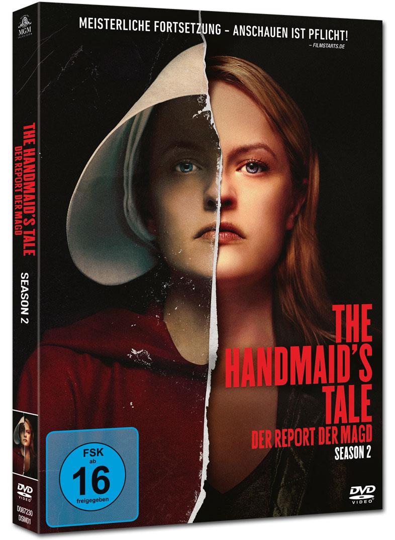 The HandmaidS Tale Staffel 2 Dvd