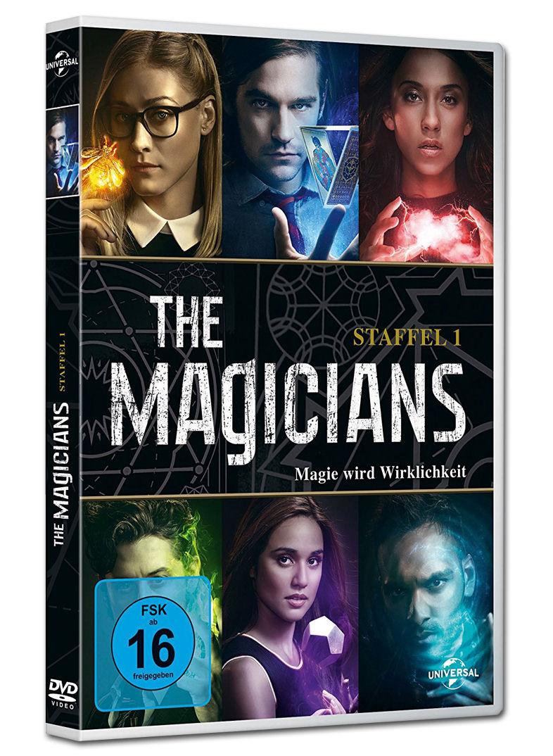 Magicians Staffel 4