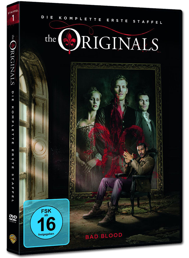 The Originals Staffel 1 5 Dvds Dvd Filme World Of Games