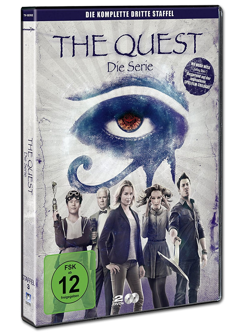 The Quest Staffel 3 Rtl2