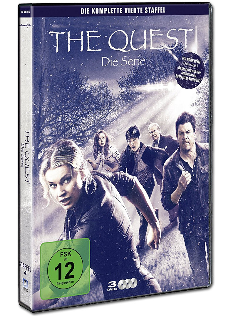 the quest staffel 3