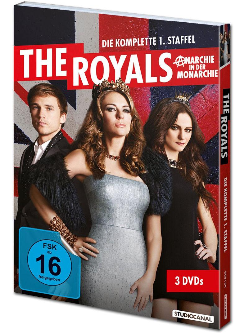 The Royals Staffel 2