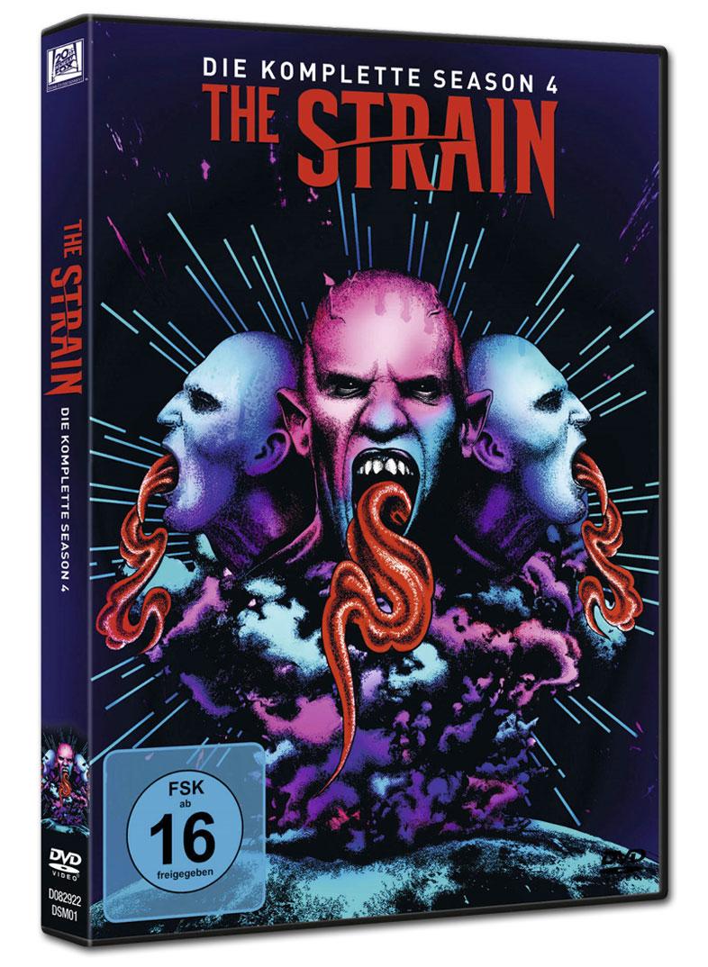 the strain staffel 4