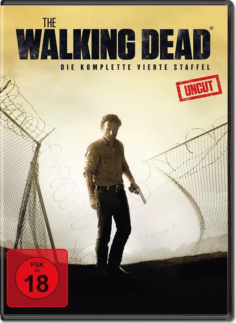 the walking dead staffel 4 deutsch release