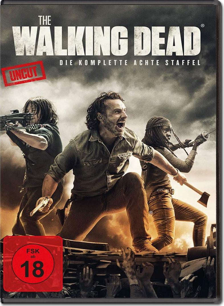 8. Staffel Walking Dead