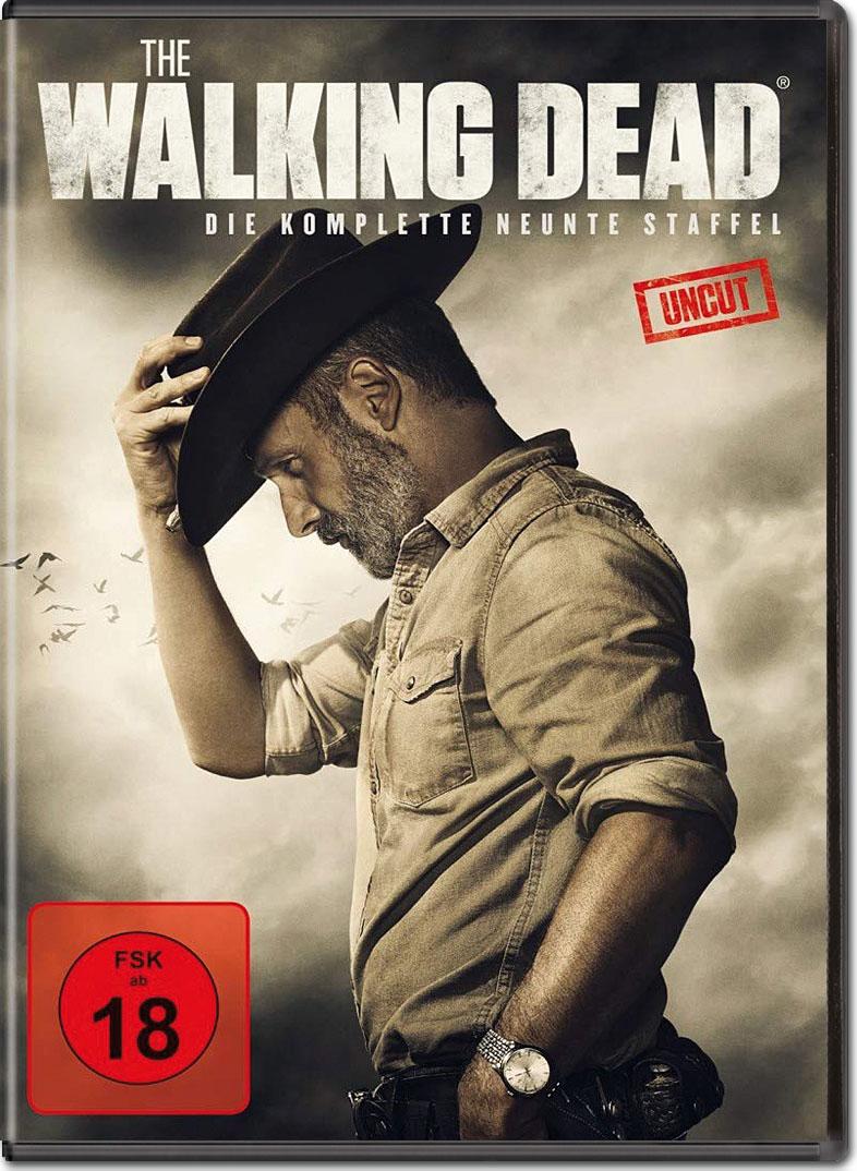The Walking Dead 6 Staffel Dvd