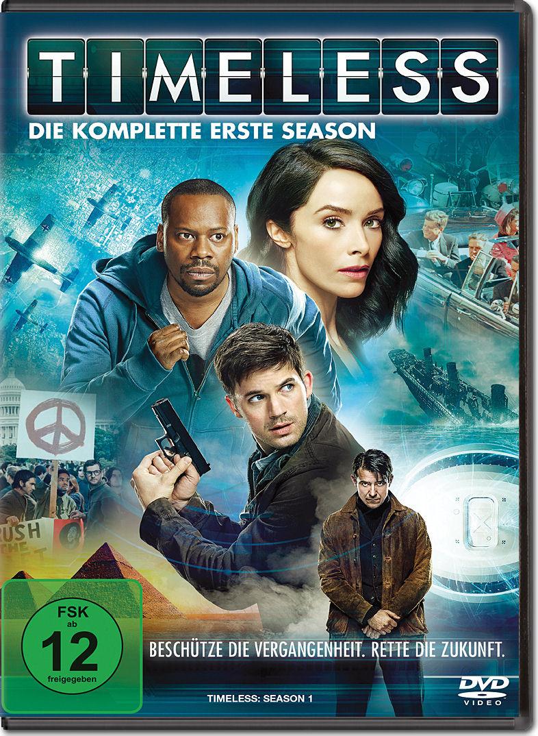 Timeless Staffel 1