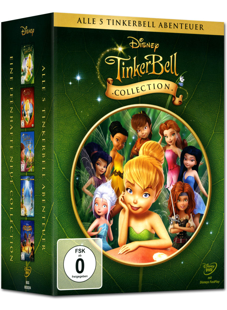 images collection of tinkerbell - photo #22