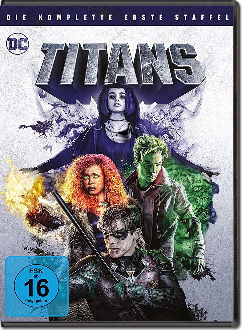 Titans Staffel 3