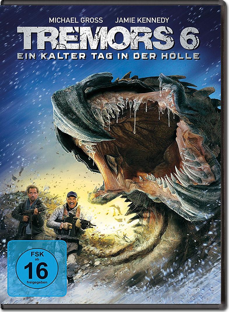 Tremors 6: Ein kalter Tag in der Hölle [DVD Filme] • World of Games
