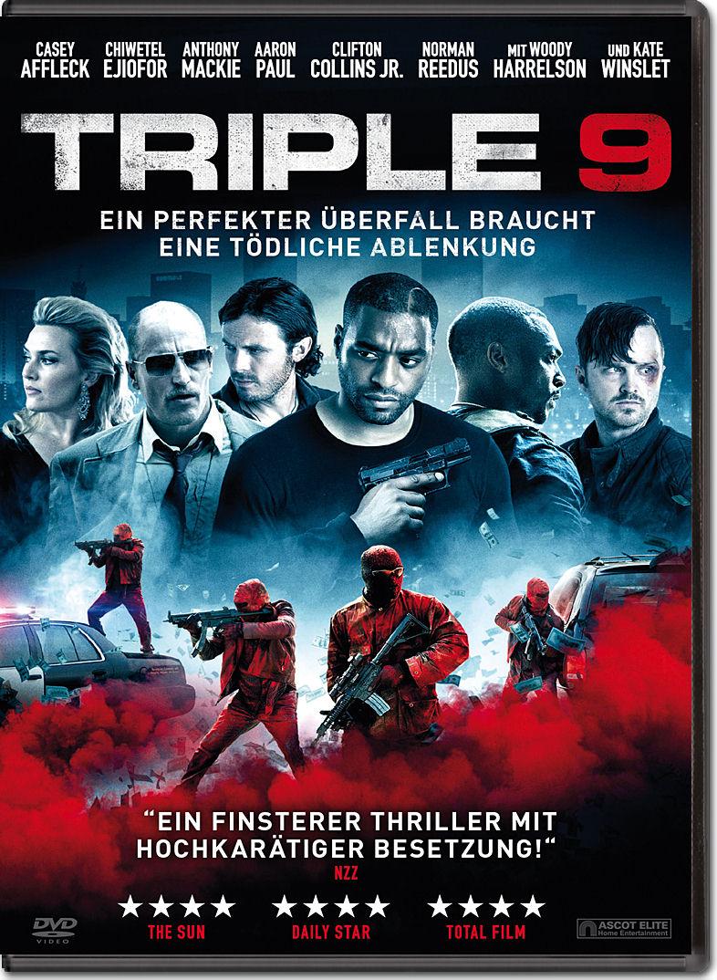 Triple 9 [DVD Filme] �...